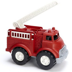 Green Toys Fire Truck USA