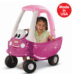 Princess Cozy Coupe USA